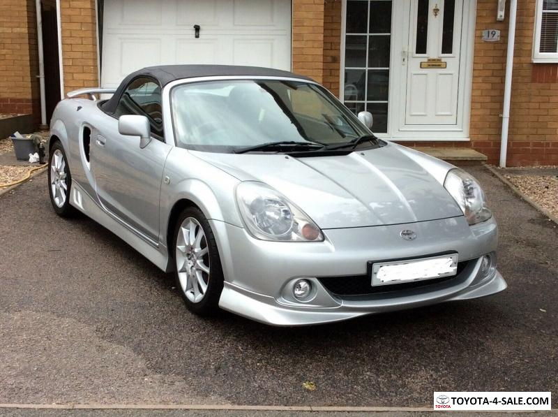 2001 Toyota Mr2 Available For 8 500 This Highly Manual Guide