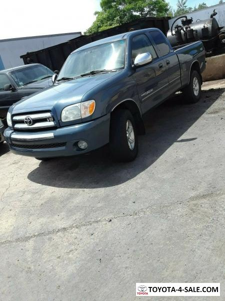 2005 Toyota Tundra For Sale In United States