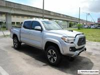 2018 Toyota Tacoma 4x2 Double Cab 127.4 in. WB TRD Sport V6
