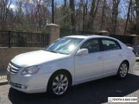 2007 Toyota Avalon XLS w/Gold Accents