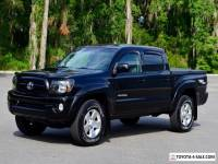 2011 Toyota Tacoma DOUBLECAB 4WD TRD SPORT -- 6-SPEED -- 175+ HD PICS