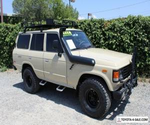 1985 Toyota Land Cruiser for Sale