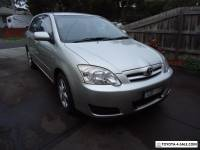Toyota Corolla Conquest Hatch 2006
