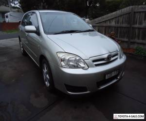 Toyota Corolla Conquest Hatch 2006 for Sale
