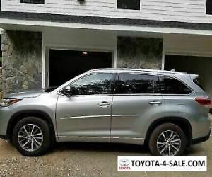 2018 Toyota Highlander for Sale