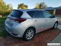 QUICK SALE - 2015 Toyota Corolla Sport - only 4300kms