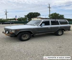 1988 Toyota Land Cruiser FJ62 for Sale
