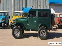 1970 Toyota Land Cruiser CUSTOM ONE-OF-A-KIND MEGA CRUISER FJ40