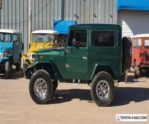 1970 Toyota Land Cruiser CUSTOM ONE-OF-A-KIND MEGA CRUISER FJ40 for Sale