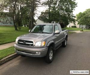 2000 Toyota Tundra 4x4 for Sale