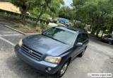 2007 Toyota Highlander Sport for Sale