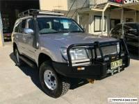 1999 Toyota Landcruiser HZJ105R GXL Automatic A Wagon