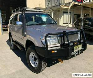 1999 Toyota Landcruiser HZJ105R GXL Automatic A Wagon for Sale