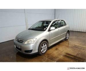 Toyota Corolla 1.6 16v 2006 Non Runner for Sale