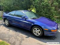 1992 Toyota MR2 2 Door Base Model