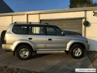 TOYOTA LAND CRUISER 3.0 TD  MANUAL