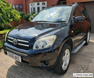 TOYOTA RAV4 2.0 PETROL XT3 4WD 5DR 2006 LOW MILES SORRY CAR IS NOW SOLD THANKYOU for Sale