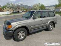1997 Toyota Land Cruiser 40th Anniversary