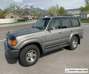 1997 Toyota Land Cruiser 40th Anniversary for Sale