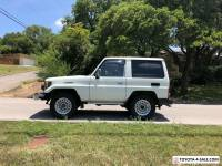 1990 Toyota Land Cruiser LX