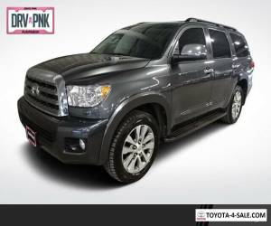 2017 Toyota Sequoia Limited for Sale
