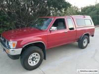 1993 Toyota Tacoma SR5
