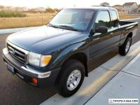 1998 Toyota Tacoma SR5 4WD 5-SPEED MANUAL TRUCK 69K ORIGINAL MILES