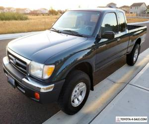 1998 Toyota Tacoma SR5 4WD 5-SPEED MANUAL TRUCK 69K ORIGINAL MILES for Sale