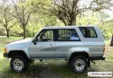 1989 Toyota 4Runner SR5 for Sale