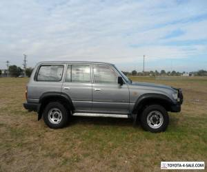TOYOTA LAND CRUISER 80 SERIES GLX AUTOMATIC 4X4 8 SEATER  DUEL FUEL for Sale