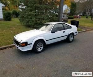 1985 Toyota Supra for Sale