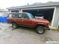 1984 Toyota Land Cruiser Wagon