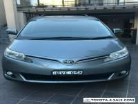 Toyota Tarago 2010, 8 seater