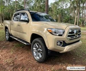 2018 Toyota Tacoma Limited for Sale