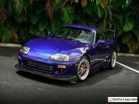 1995 Toyota Supra Supra Turbo Sport Roof 6 Speed 1427HP