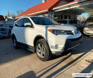 2015 Toyota RAV4 XLE for Sale
