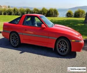 Toyota Supra 1988 A70 MKIII w/ V8 1UZ FE engine,engineered NSW reg for Sale