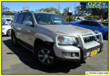 2007 Toyota Landcruiser KDJ120R MY07 Prado Grande (4x4) Gold Automatic 5sp A for Sale
