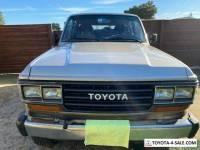 1986 Toyota Land Cruiser HJ61/FJ62