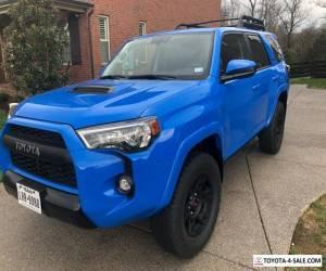 2019 Toyota 4Runner TRD Pro for Sale