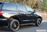 2012 Toyota Sequoia Platinum for Sale