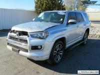 2016 Toyota 4Runner Limited/Trail/SR5/SR5 Premium/Trail Premium/TRD Pr