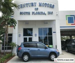 2006 Toyota RAV4 Base Cloth Seats Cruise Control Power Windows for Sale