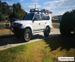 Toyota Landcruiser prado for Sale