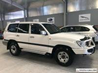 2004 TOYOTA LANDCRUISER SUV-V8 PETROL-309K'S-GREAT CONDITION-$13,500 RWC & REGO