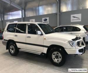 2004 TOYOTA LANDCRUISER SUV-V8 PETROL-309K'S-GREAT CONDITION-$13,500 RWC & REGO for Sale