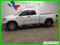 2013 Toyota Tundra 4x4 Double Cab 6.6 ft. box 145.7 in. WB Grade 5.7L V8 w/FFV