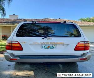 1998 Toyota Land Cruiser -- for Sale