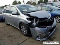 2018 Toyota Sienna XLE 8 Passenger