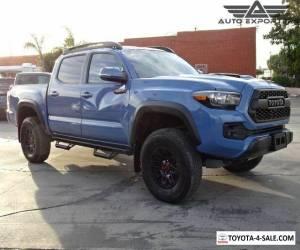 2018 Toyota Tacoma TRD Pro for Sale